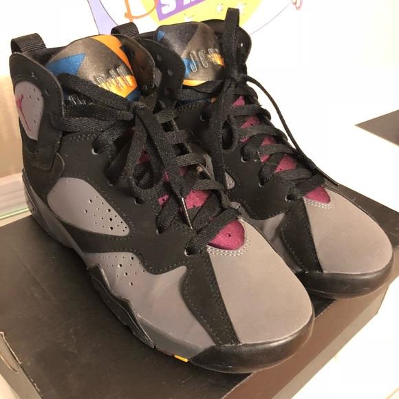 9777a39d4105 Jordan Other - Jordan Retro 7 Bordeaux Size 5.5 Youth Boys Kids